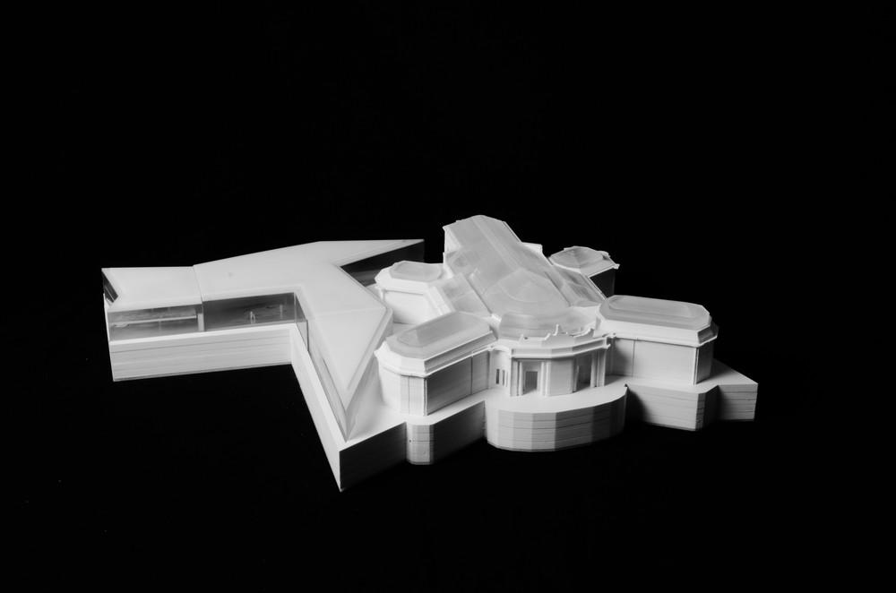 Aires Mateus & Associados / Pierre ACCARAIN - Marc BOUILLOT Architectes Associés / Atelier d'architecture Lieux et Traces