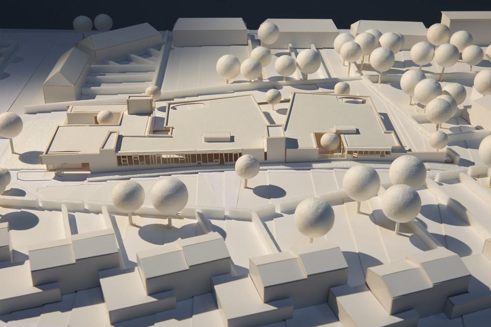 Atelier d'architecture Delincé | Construction d'un milieu communal d'accueil d'enfants à Grâce-Hollogne