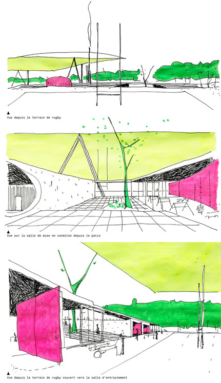 A.M. V+ / Bel Architecten / Canevas