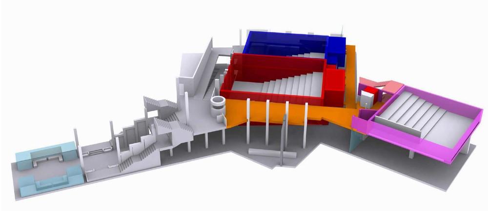 A2RC / Espace Architectes