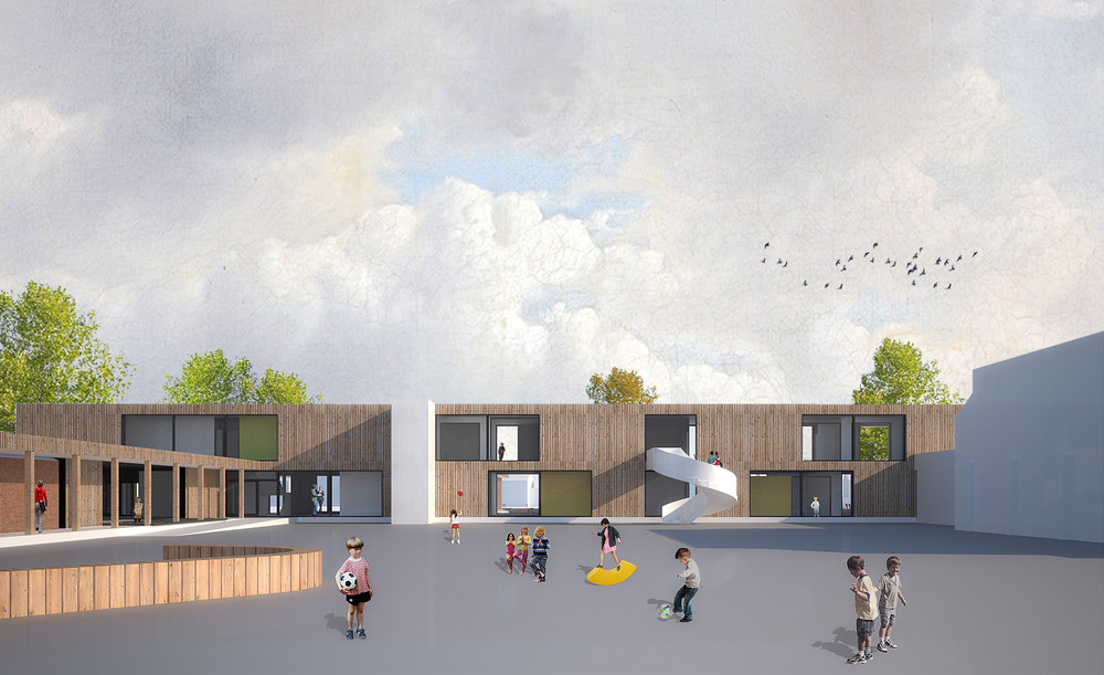 AgwA | Ecole fondamentale Philippe Geluck - projet pilote