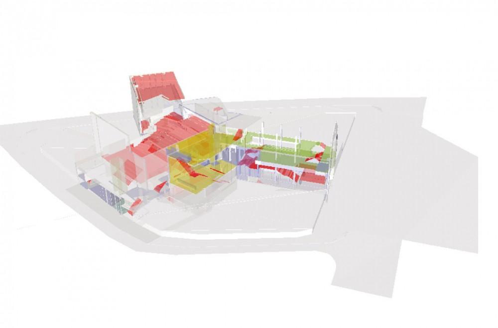 Atelier d'architecture aiud | Cinéma Le Palace