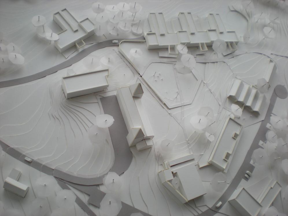 Baumans-Deffet Architecture et Urbanisme | Institut Public de Protection de la Jeunesse (IPPJ)