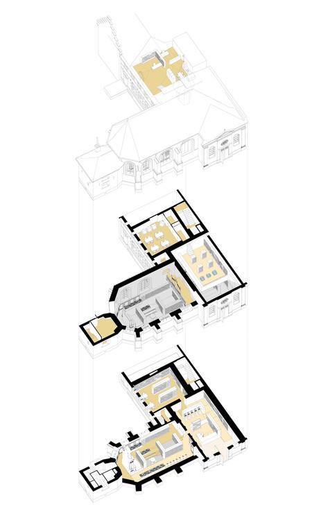 BINARIO architectes / NN studio / JZH & Partners