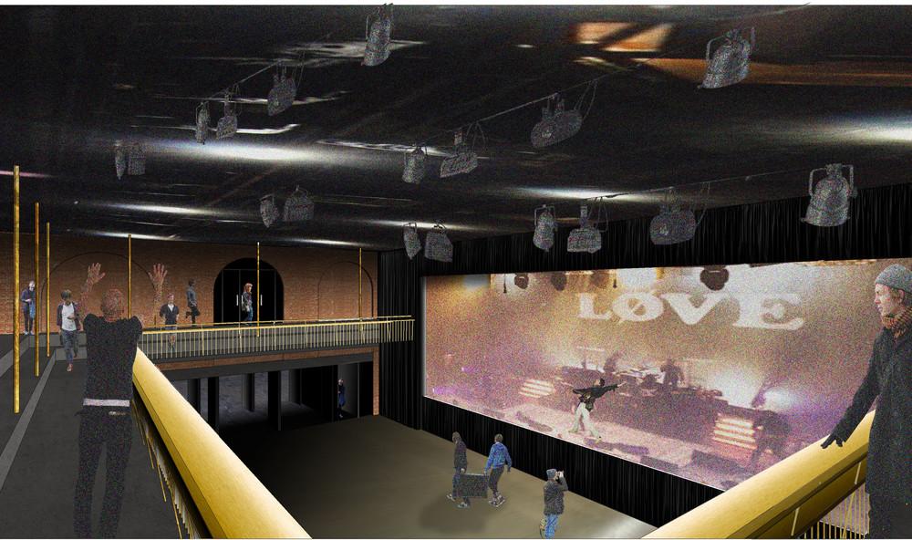 AM - Monsieur Pacal Architectes + Atelier De Visscher & Vincentelli + TTAS