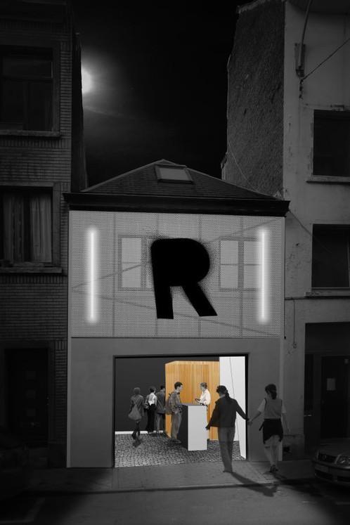 m architecture & V.O. | Le Rideau