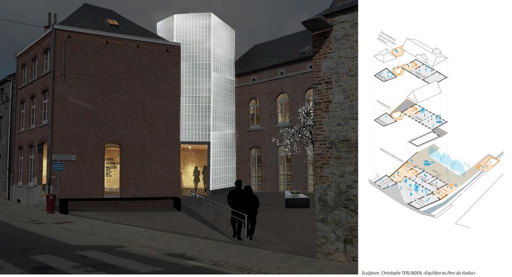 Dessin et Construction / Atelier De Visscher-Vincentelli