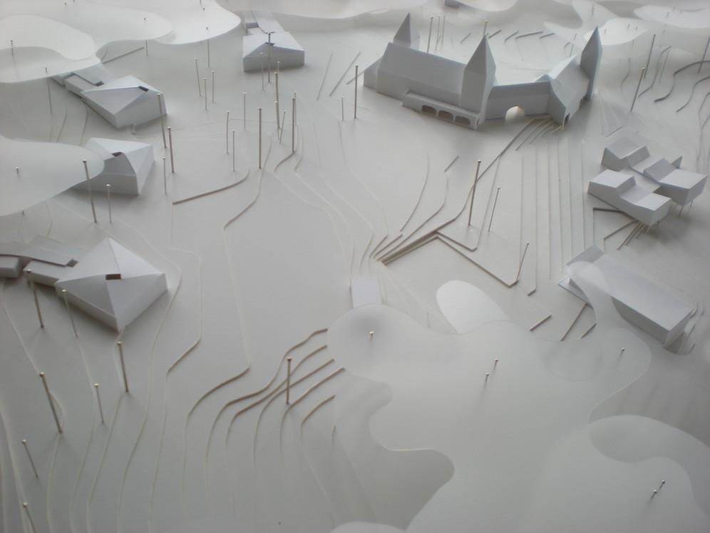 Atelier d'architecture Daniel Delgoffe | Institut Public de Protection de la Jeunesse (IPPJ)