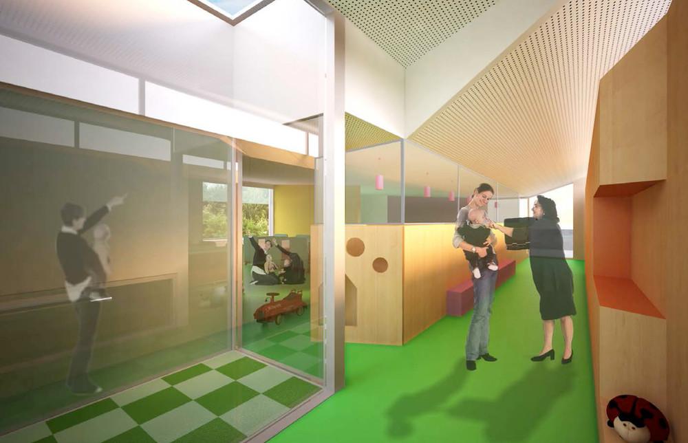 Atelier d'architecture Delincé, Bureau d'architecture Sébastien Krier, Ecrits & Paysage,  ICB, Trema, Felgen et Betavi