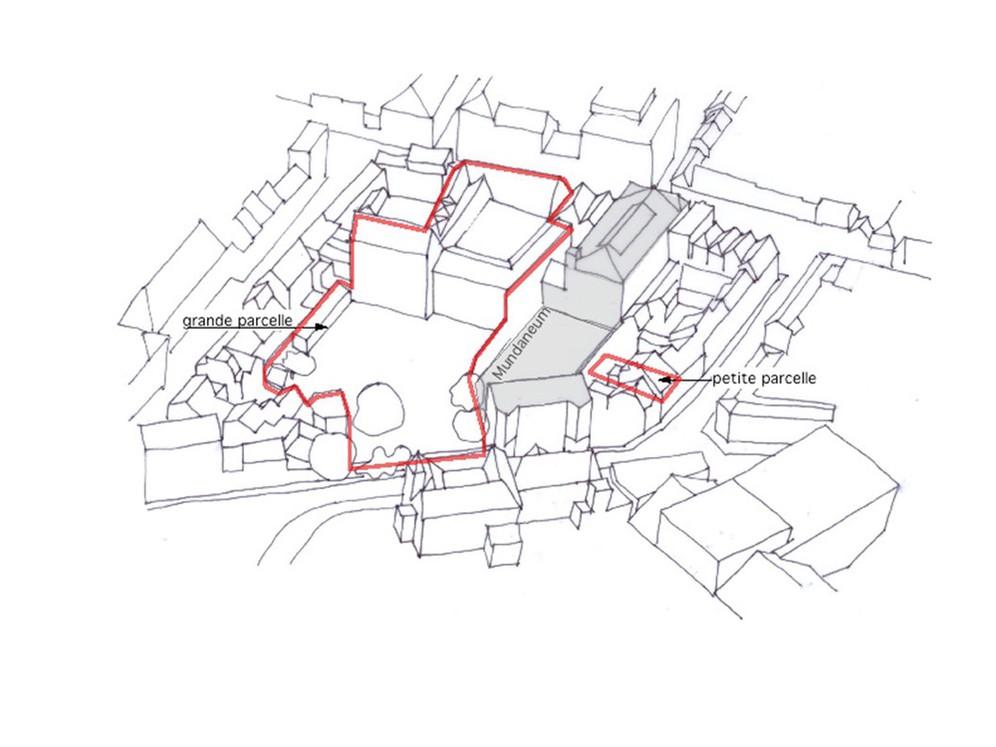 Coton-Lelion-Nottebaert | Mundaneum. Rénovation et extension du musée