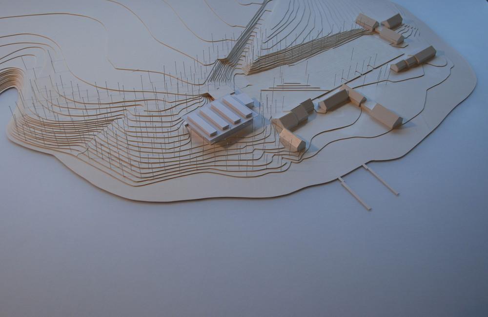 Atelier d'architecture Daniel Delgoffe / Pigeon & Ochej Paysage