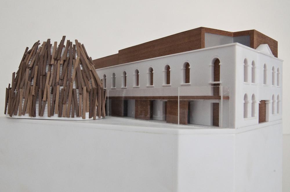 L'Escaut architecture | Arsonic, Maison de l'écoute