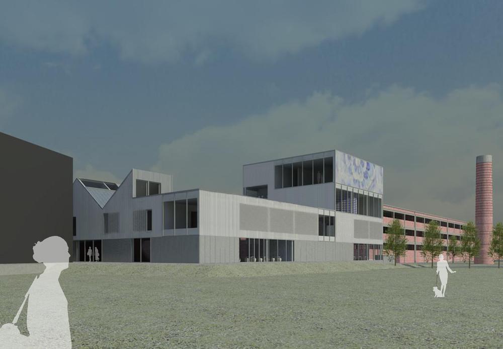 H&V Holoffe Vermeersch Architecture | Keramis, Centre de la céramique