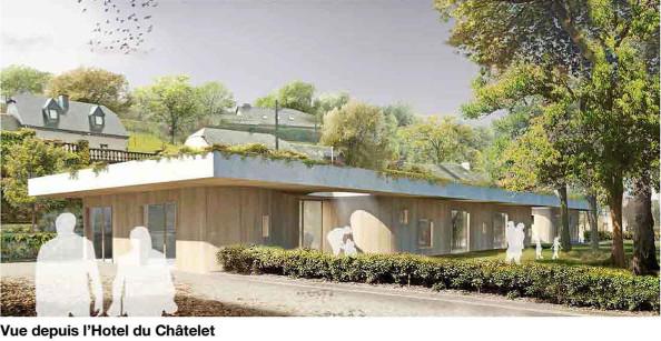 Emmanuel Beldars et Goffart Polomé Architectes