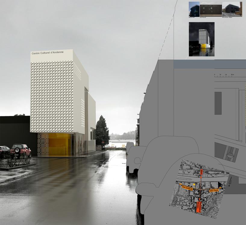 A.M. M Architecture - Nathalie Herr