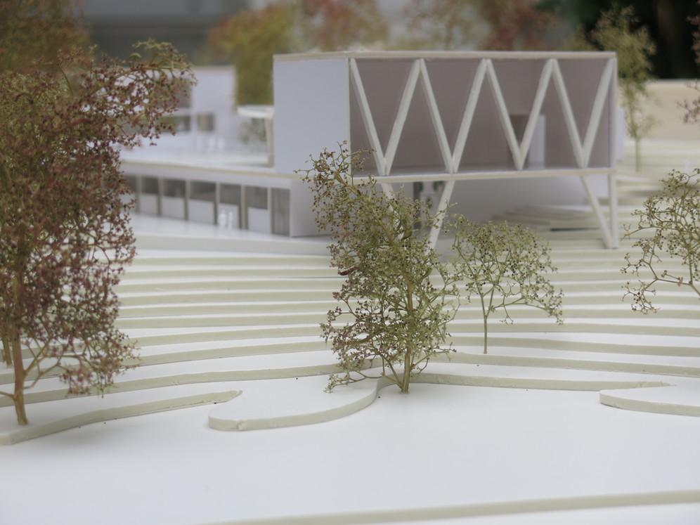 Atelier d'architecture Pierre Hebbelinck + BUUR