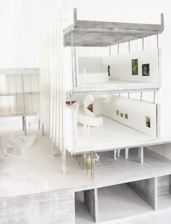 Robbrecht en Daem Architecten/ VERS.A