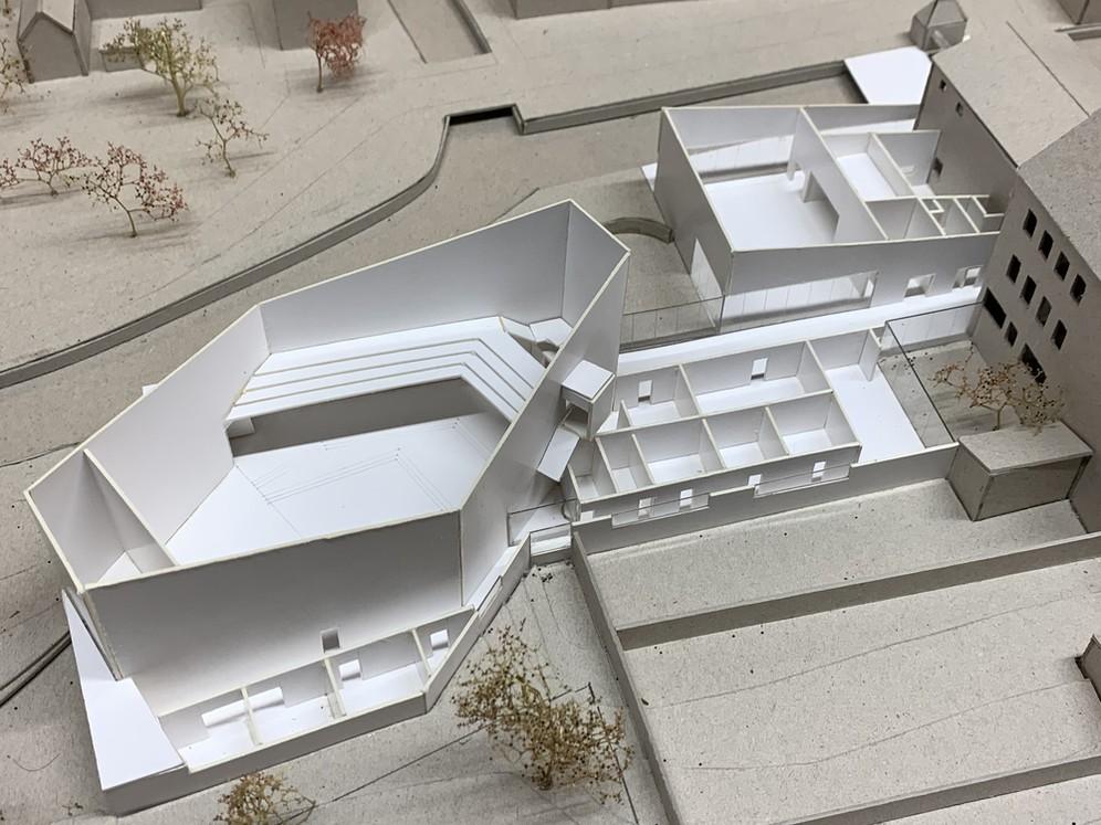 A.M Atelier d'architecture Pierre Hebbelinck + Atelier Paysage
