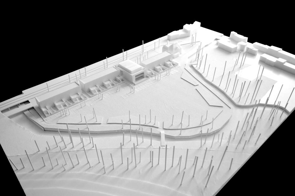 KIS studio / Goffart Polomé architectes / Atelier CUP