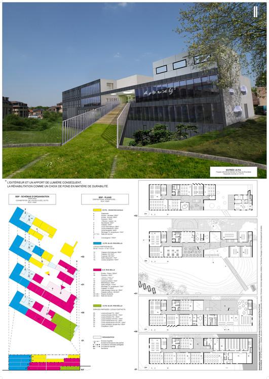 Label architecture / Bureau Ledroit – Pierret - Polet