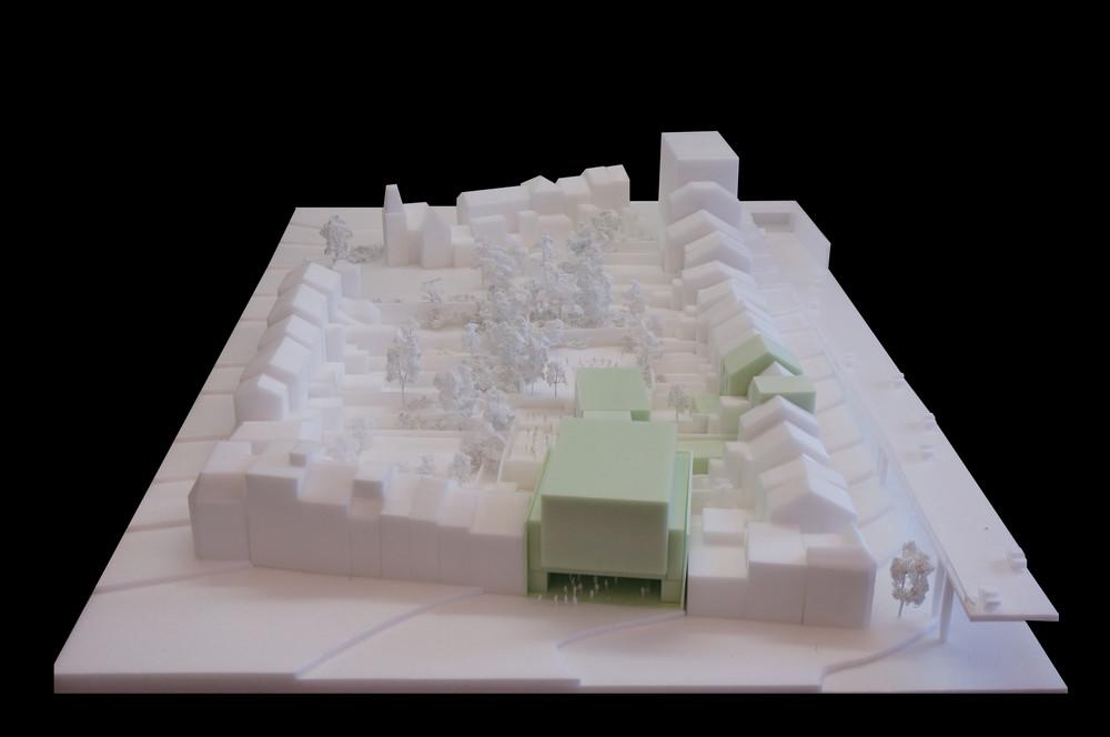 L'Escaut architecture | Théâtre de l'Ancre