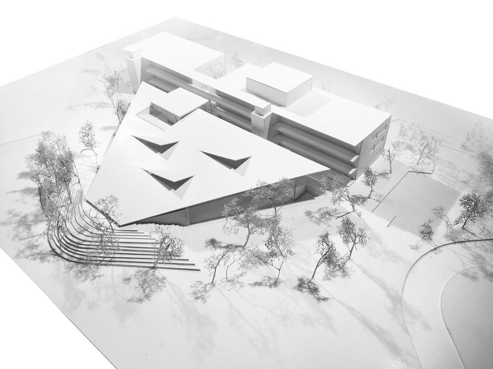 Van Eetvelde Architectes | Materia Nova