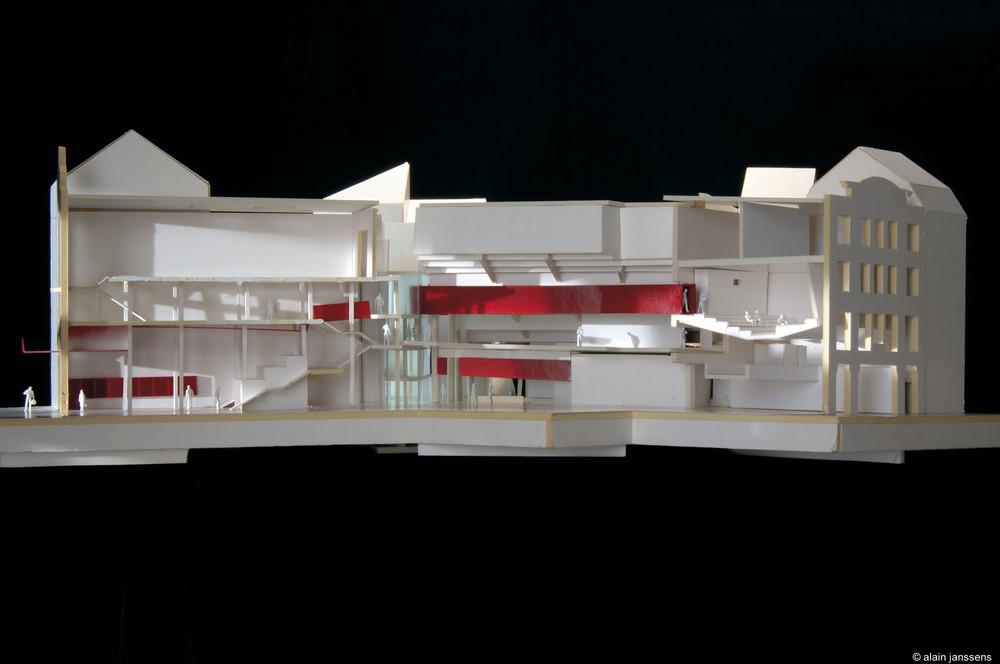 Atelier d'Architecture Alain Richard | Cinéma Le Palace