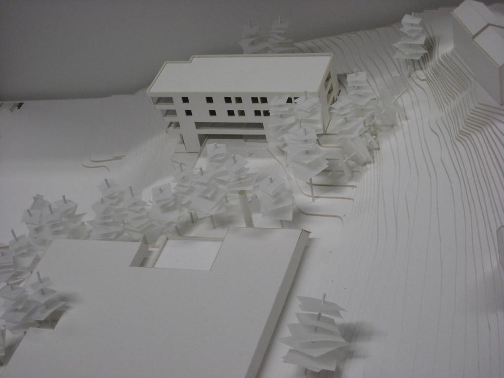 Baumans-Deffet Architecture Urbanisme | Neufchâteau, Centre sportif