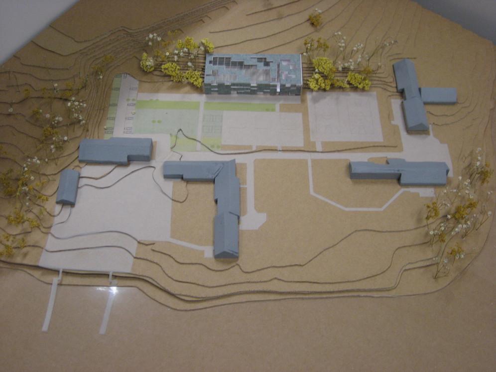 Pierre Blondel Architectes | Centre ADEPS Le Cierneau