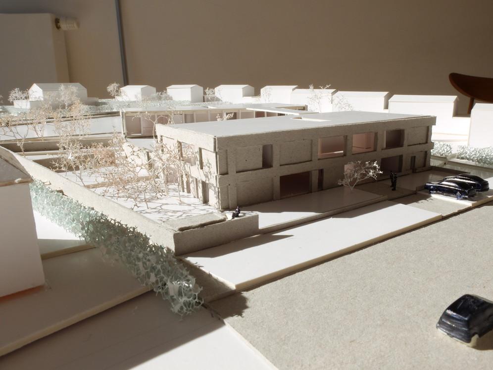 Bureau d'architecture Ledroit - Pierret - Polet (LPP) | Construction d'un milieu communal d'accueil d'enfants à Grâce-Hollogne