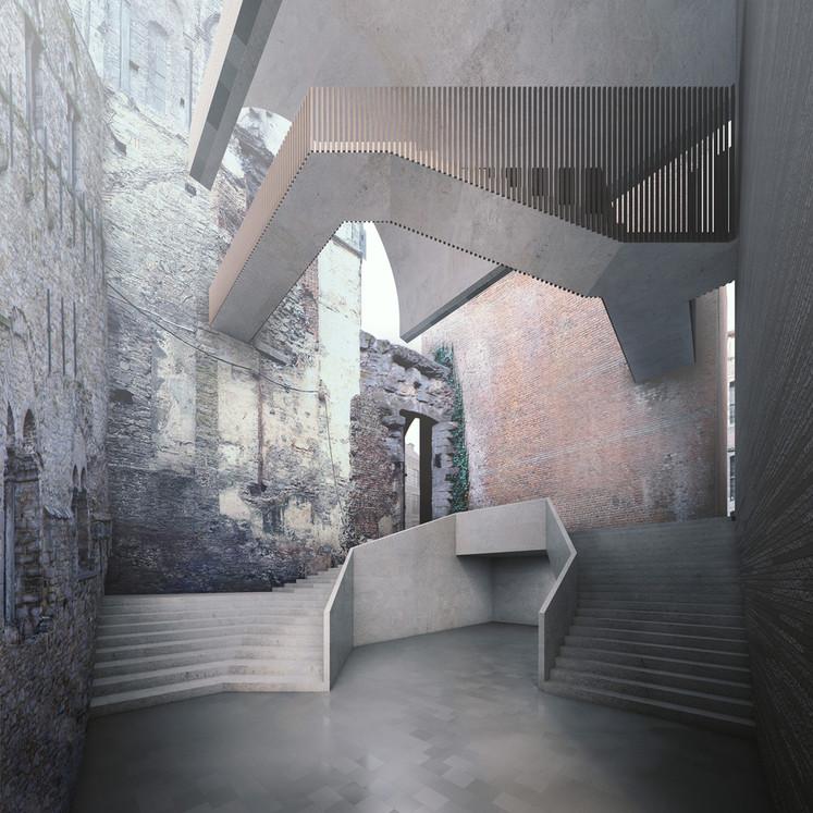 A.M. ROBBRECHT & DAEM architecten / VERS.A