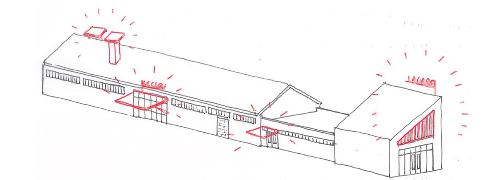 VERS.A | Réhabilitation de la Gare de la Motte