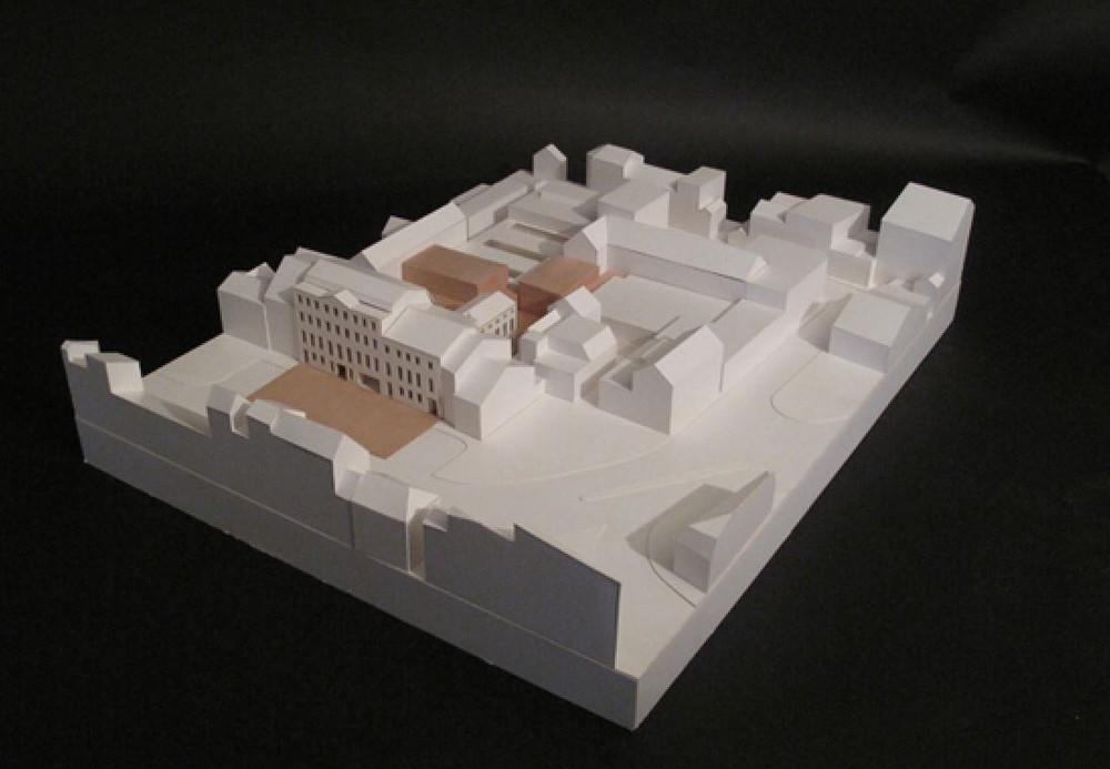 Atelier d'architecture Pierre Hebbelinck - Pierre de Wit | Hôtel de Biolley