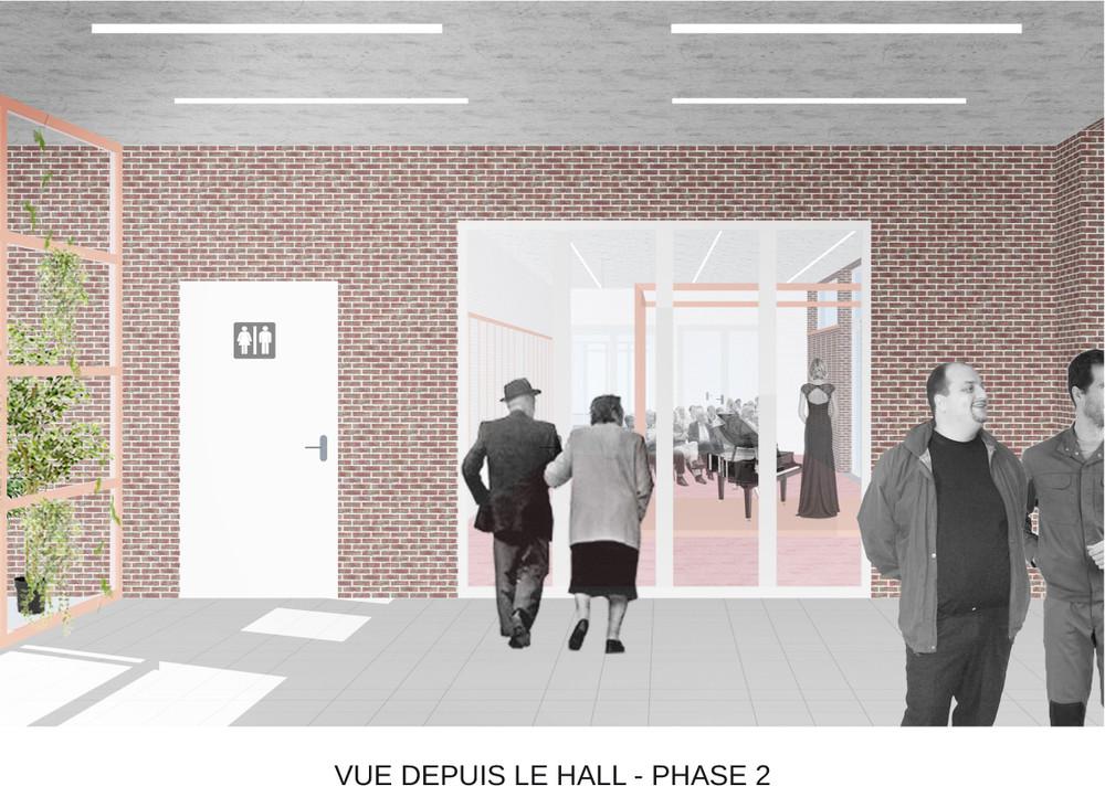VERS.A   Réhabilitation de la Gare de la Motte