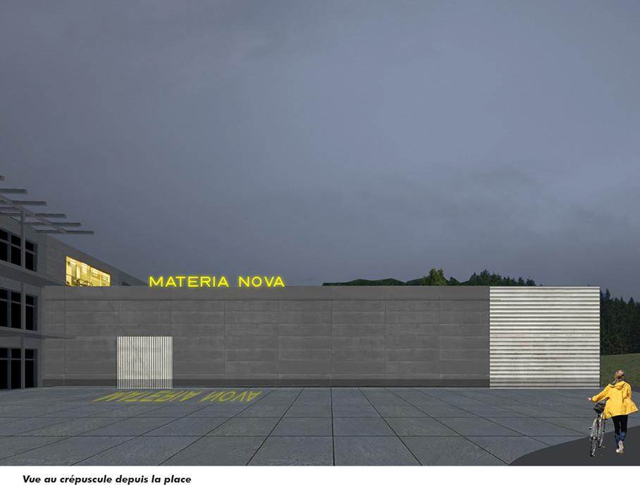 AgwA | Materia Nova