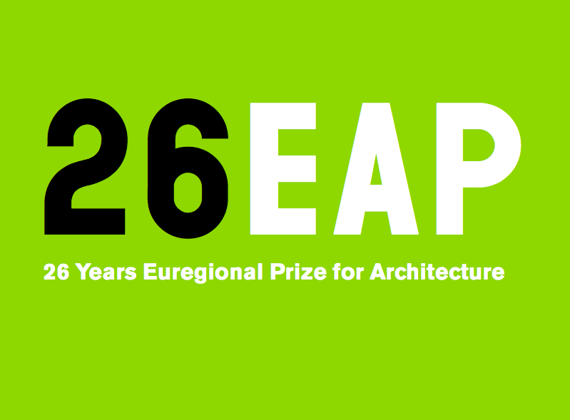 Euregional Prize for Architecture 2016