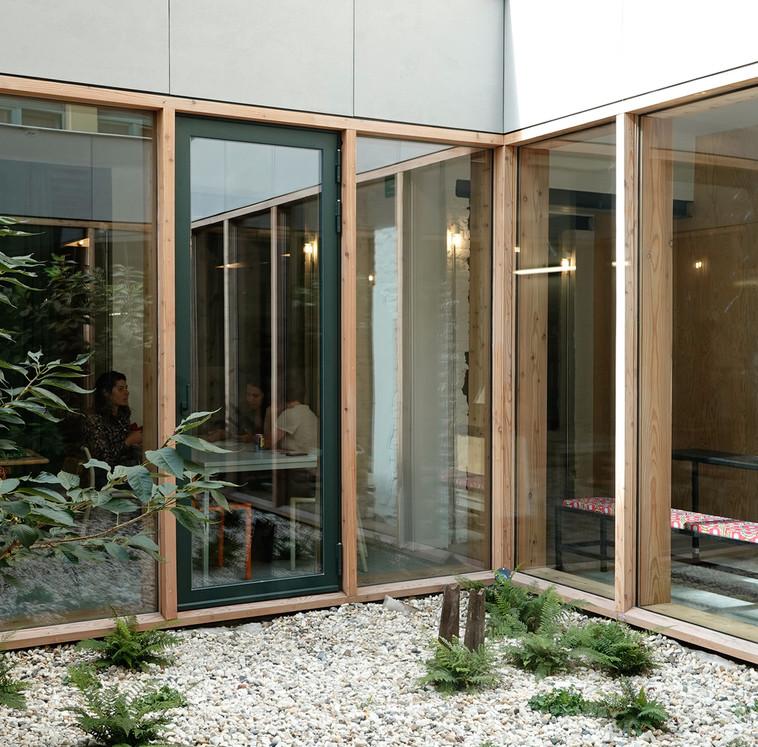 (c) Aline Piemme - AML / OUEST architecture