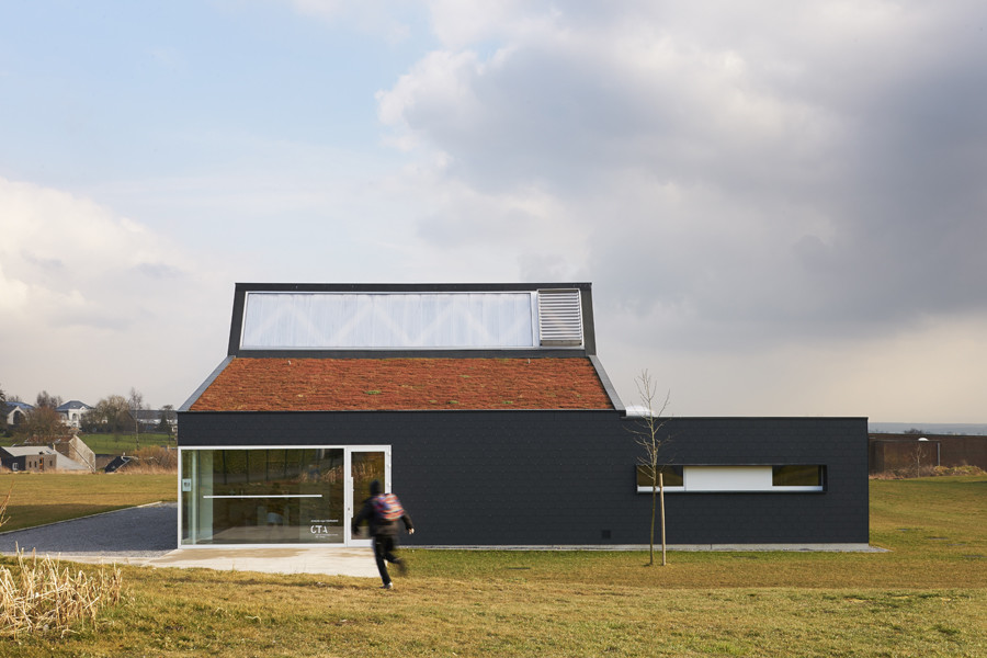 © Alain Janssens / Binario Architectes
