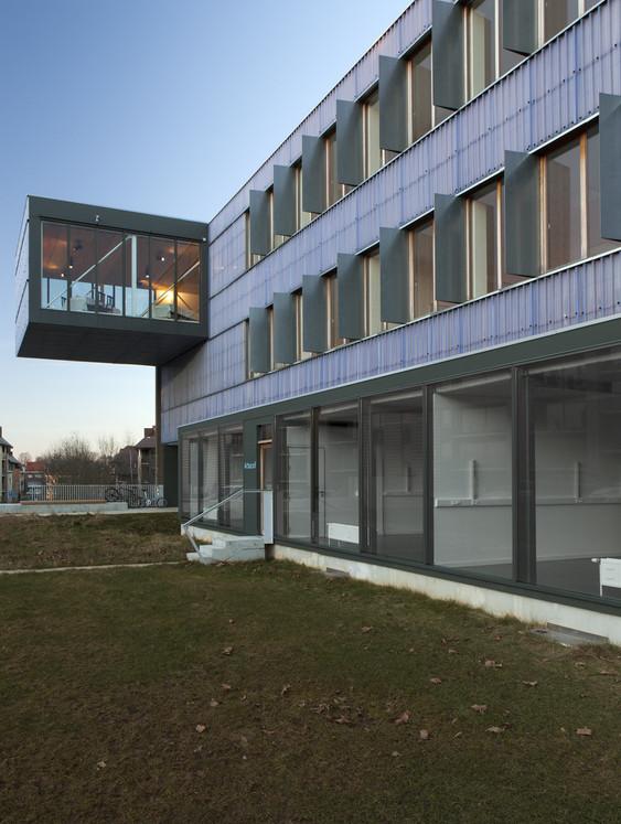 © Nicolas Bomal pour la Cellule architecture / AA Alain Richard