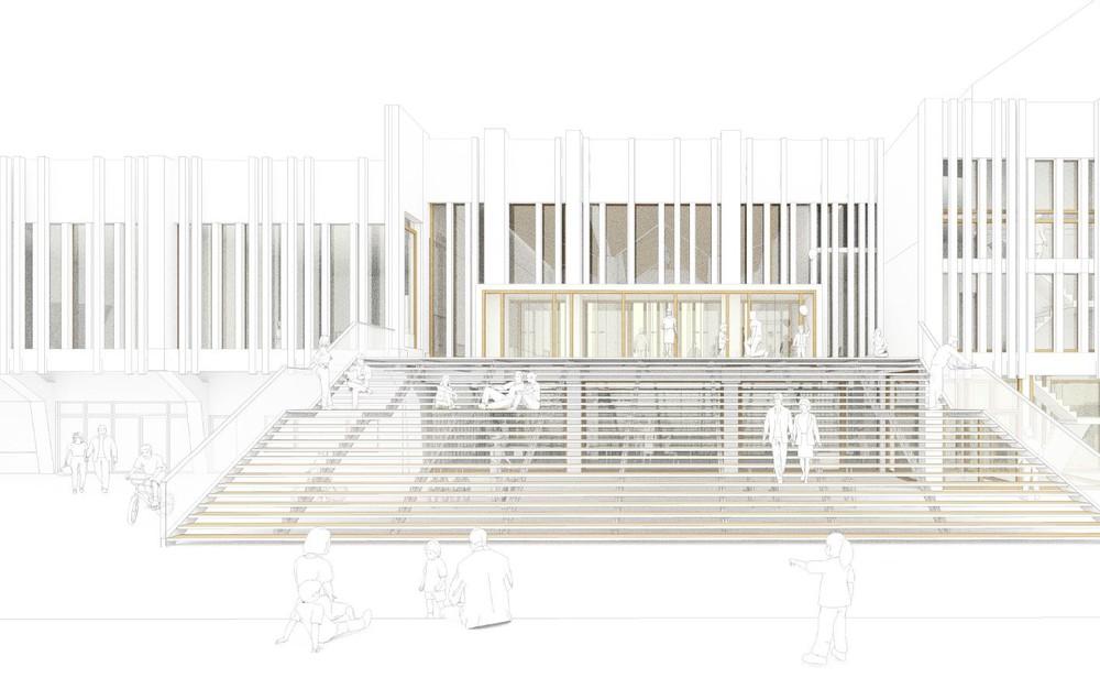 © L'Escaut Architectures / INK