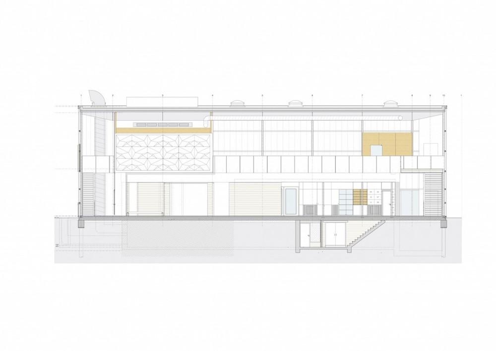 Rénovation du MADmusée (Trinkhall)