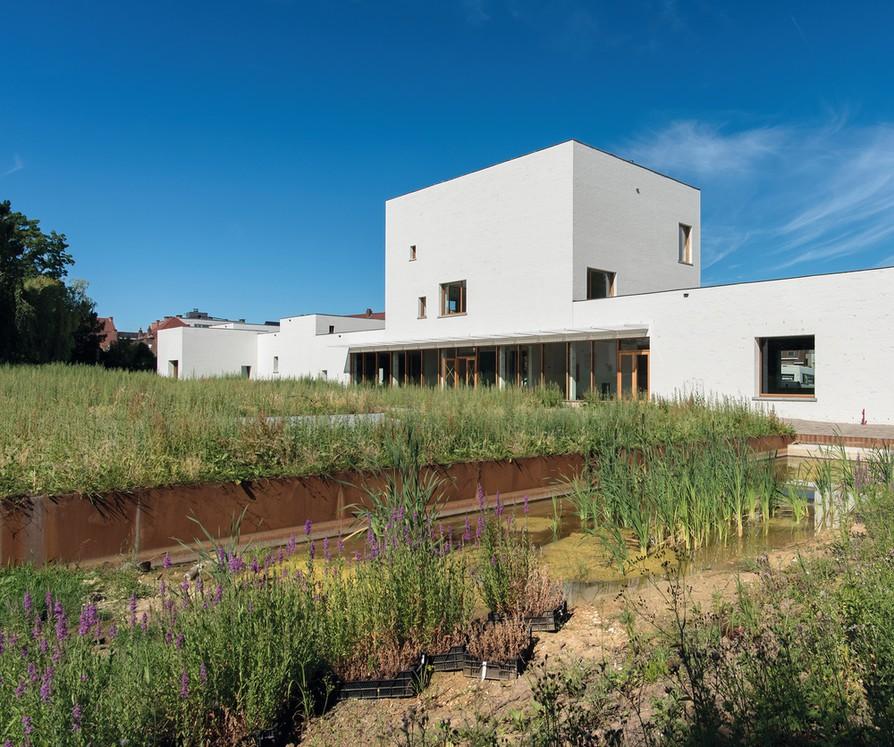 © Barbara Dits / V+, Projectiles architectes