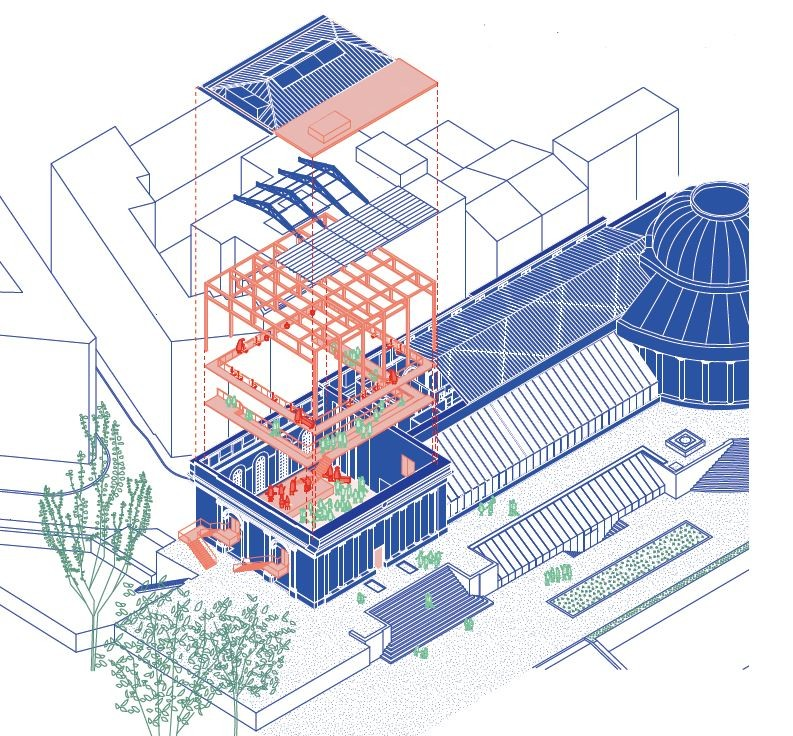 © L'Escaut architectures