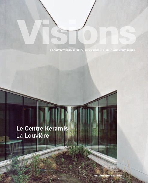 Le Centre Keramis à La Louvière