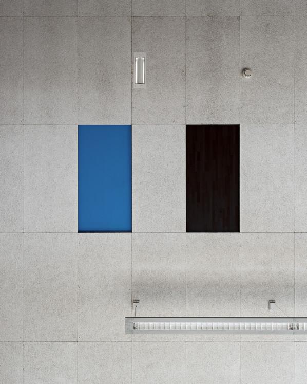 Extension du Centre ADEPS Le Cierneau © Maud Faivre