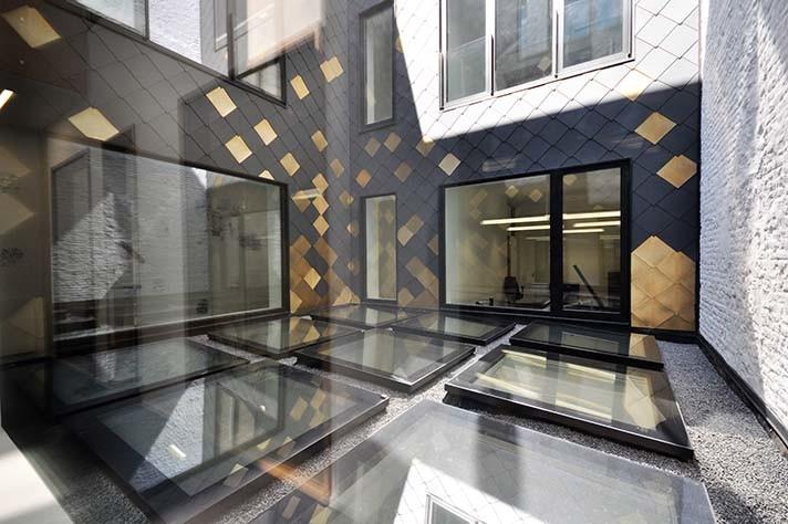 Archiurbain : Ledroit Pierret Polet © Vincent Pierret / CSA, Bruxelles