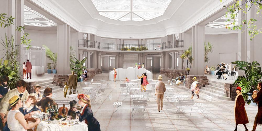Écoutez le nouveau Musée des Beaux‐Arts © XDGA