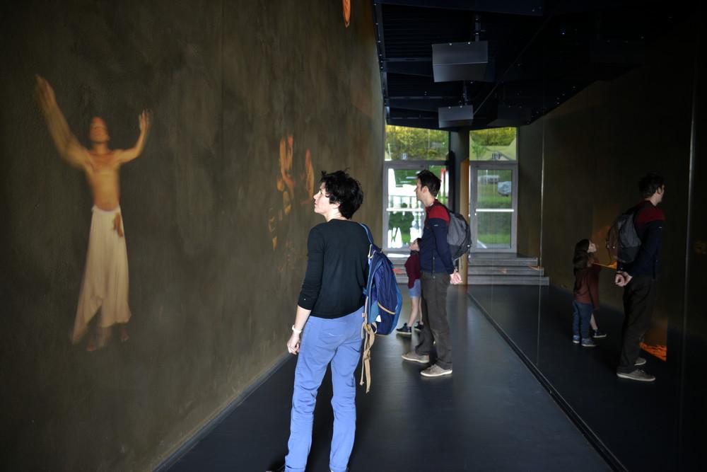 Écoutez le Préhistomuseum © Jean-Paul Brohez pour la FWB