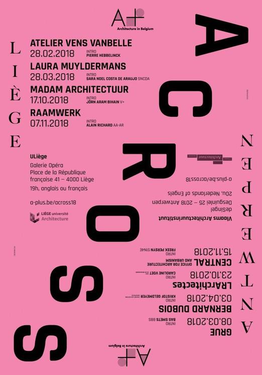 Across : Laura Muyldermans et Bernard Dubois