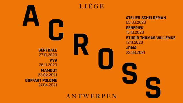 ACROSS : MAMOUT architectes à Anvers